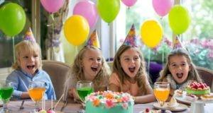 zabawy na urodziny dziecka