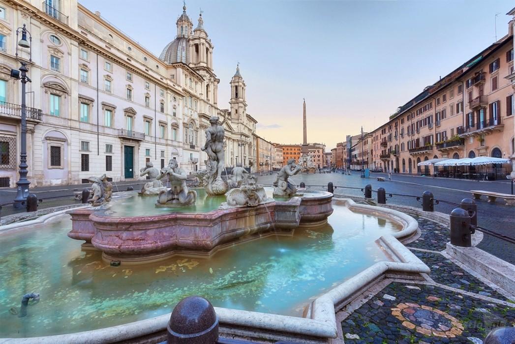 Piazza Navona - Rzym