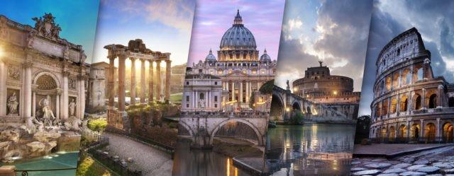 Rzym-zabytki