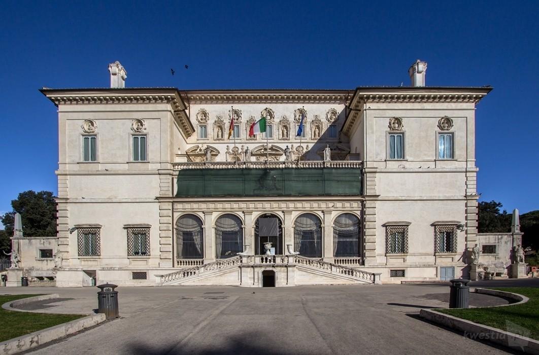 Galeria Borghese- Rzym