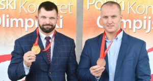 Kołecki i Dołęga z medalami IO
