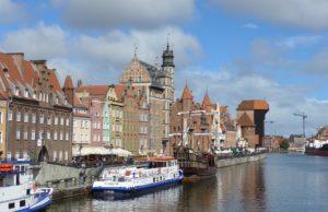 Gdańsk jednym z najciekawszych miejsc na świecie