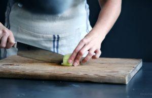początkujący kucharz