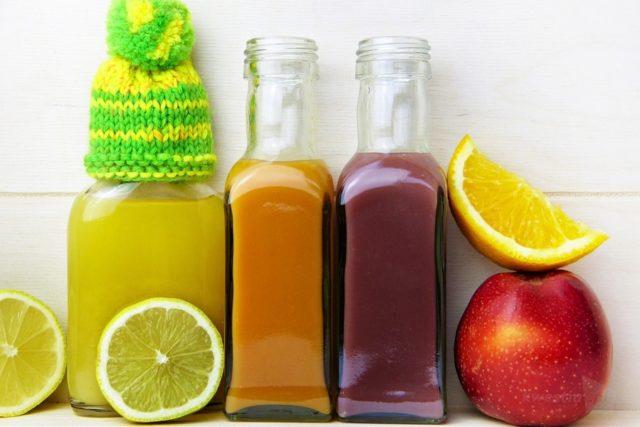 spożywanie soków w Polsce