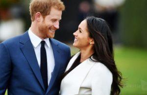 data ślubu księcia hurry'ego i meghan markle