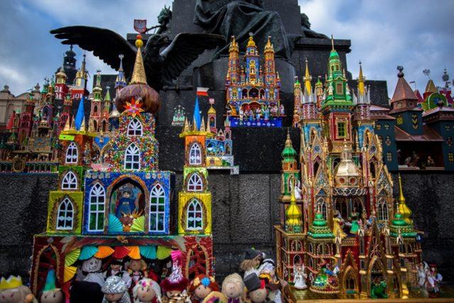 konkurs krakowskich szopek