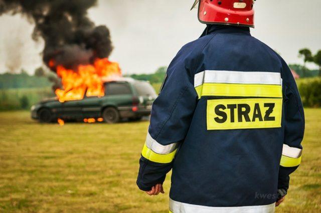przełom w wykrywaniu pożarów