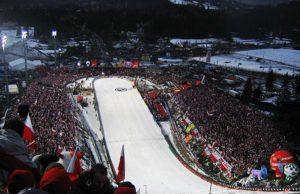 konkurs skoków narciarskich