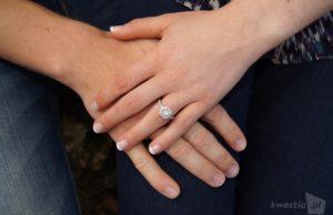 zaręczyny w kauflandzie