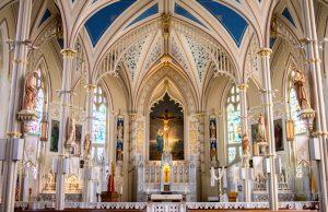 płatność kartą w kościele