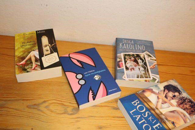 4 książki, po które warto sięgnąć wiosną