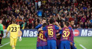 Barcelona przypieczętowała mistrzostwo