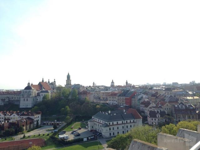 panorama - Lublin