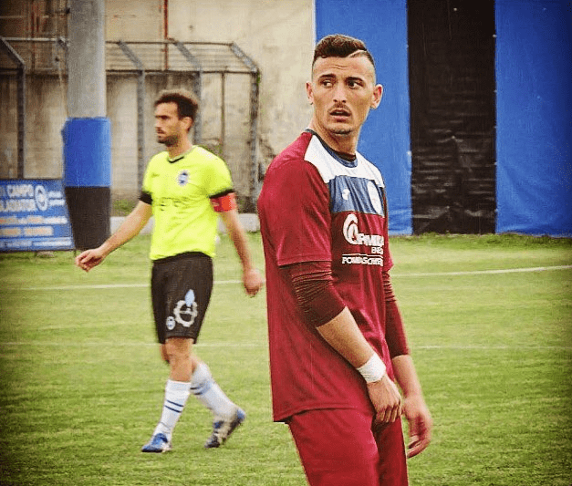 włoski piłkarz