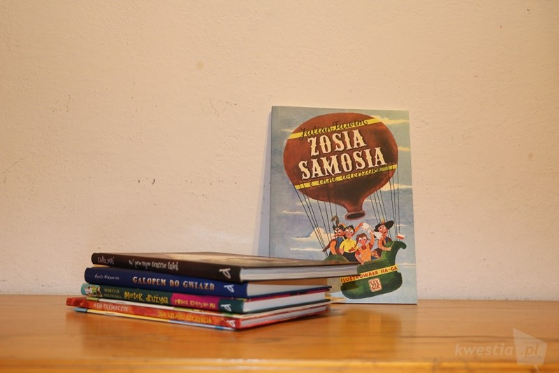 Zosia Samosia i inne wierszyki