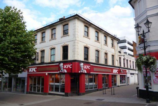 KFC sprzedane AmRest