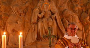 ksiądz Franciszek Głód wywołał burze
