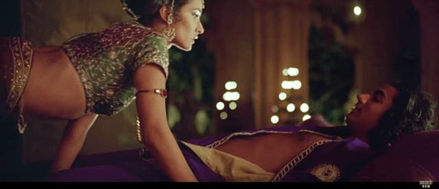 """Kama Sutra: A Tale of Love"