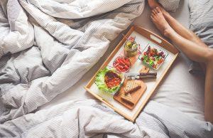 co jeść przed snem