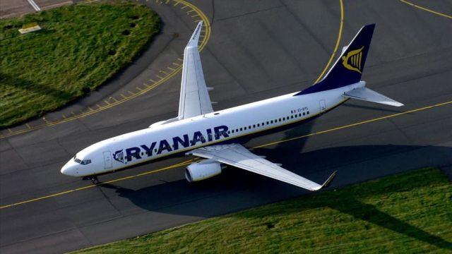 strajk w liniach Ryanair